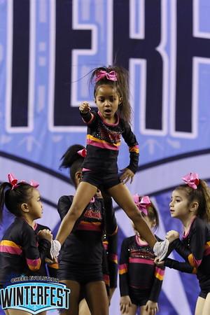 Cheer Fuzion AllStars Queens Tiny X-Small 1