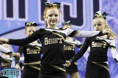 Cheer On! Kenai Bears Youth Small 2