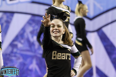 Cheer On! Kodiak Bears Junior Small 2