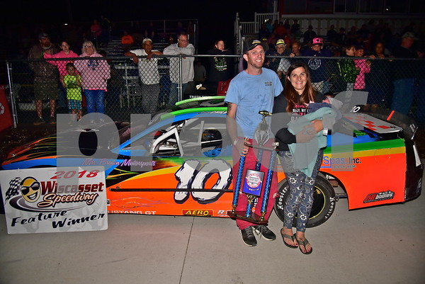 18th Race August 18, 2018 Victory Lane
