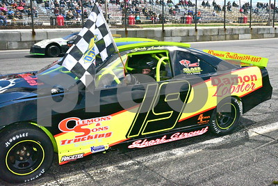 2nd Race Victory Lane April 28, 2018