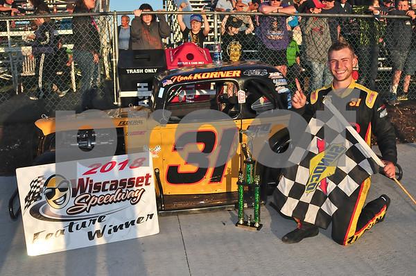 8th Race Victory Lane