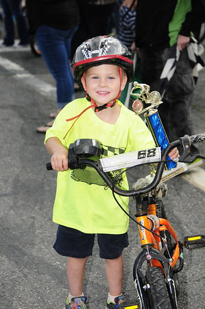 Kids Bike Races August 18, 2018