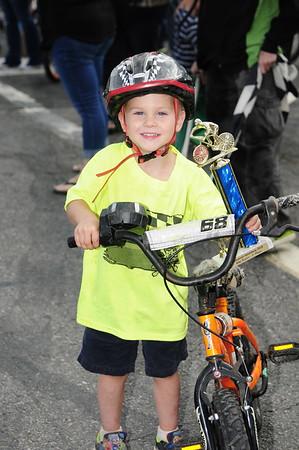 Kids Bike Races August 18, 2018