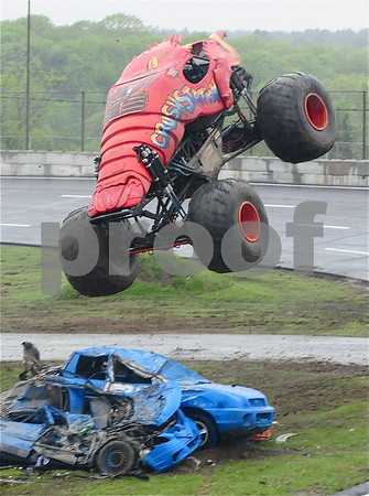 Monster Truck Throwdown Day 2