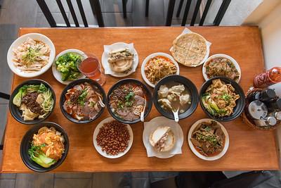 Qin Xian Street Food