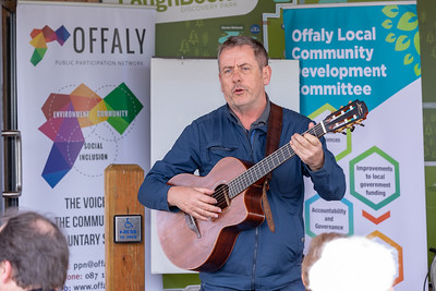 Green Offaly Development Trust Launch