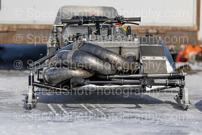 2018 World Series Of Ice Drag Racing - SpeedShot Photography