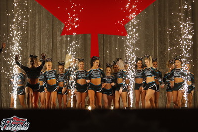 Cheer Sport Great White Sharks Intl Open AG 5