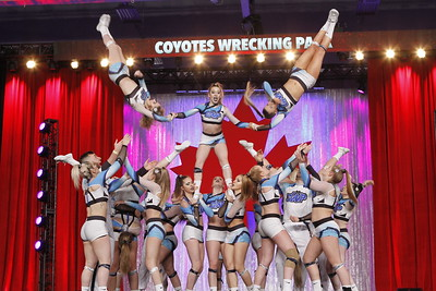 Coyotes Wrecking Pack Intl Open Sm Coed 5
