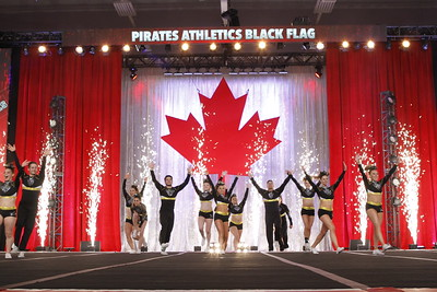 Pirates Black Flag Int'l Open Sm Coed 6
