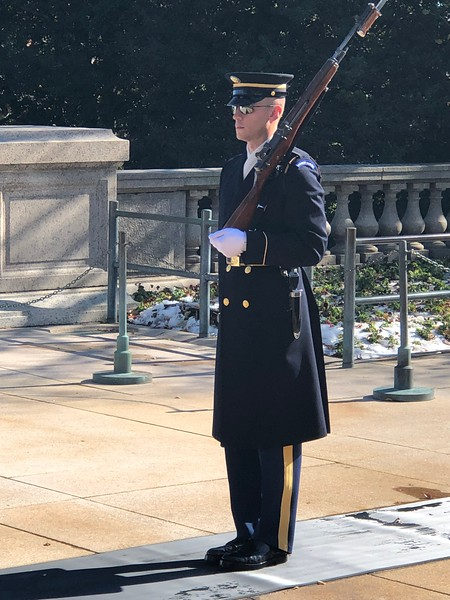 The Tomb Guard