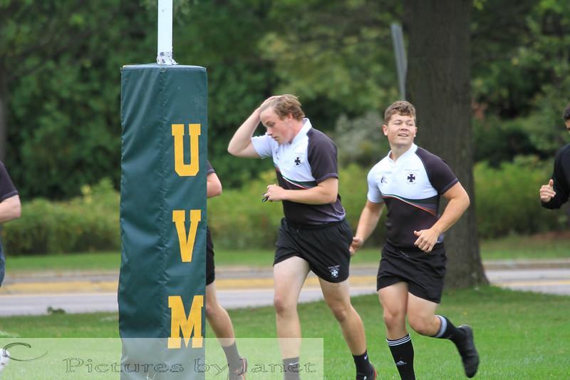 2018 X-Men vs UVM