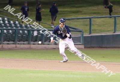 Yucaipa vs Redlands varsity baseball 2018