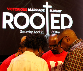Rooted: Victorious Marriage Conference