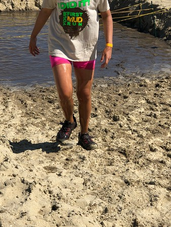 Pictures: 2018 Your First Mud Run at Long Branch Beach in NJ 9/16/2018
