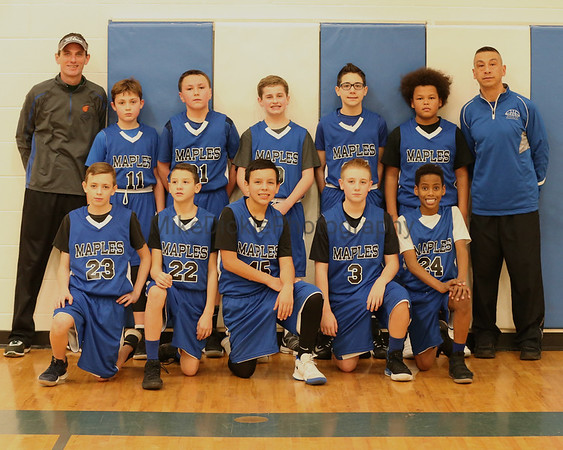 Adrian 6th grade boys basketball