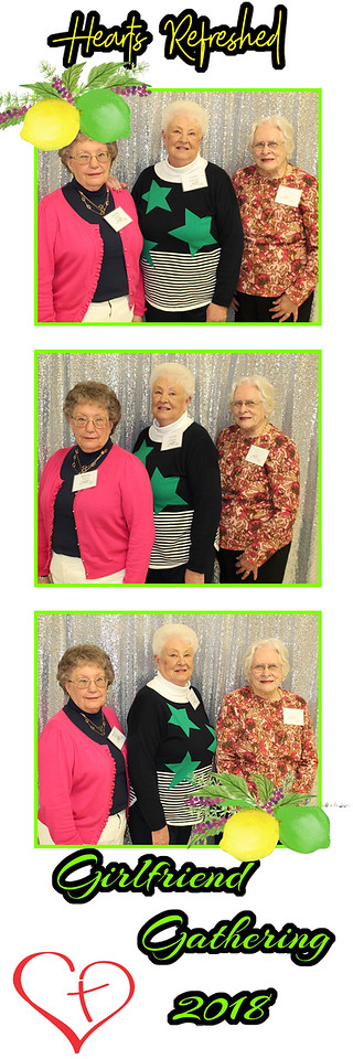 2018 - Zion Lutheran's Women's Retreat