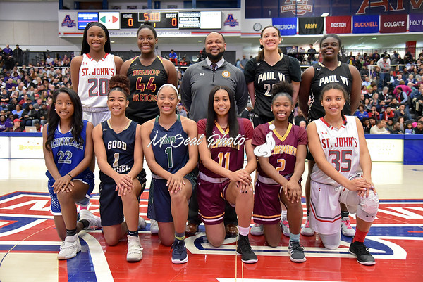 WCAC All Conference Basketball Teams