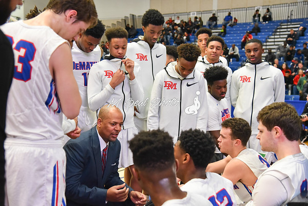 DeMatha (MD) vs. O'Connell (VA) boys  basketball