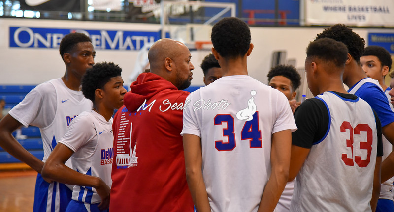 DeMatha v. Richard Montgomery Capitol Hoops Summer League