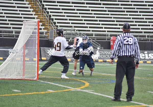 Georgetown (DC) vs. Towson (MD) men's lacrosse