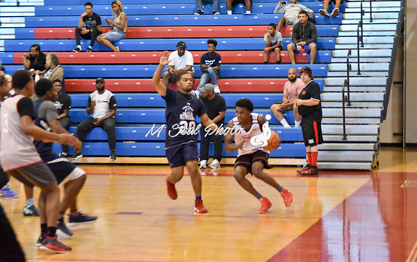 SJC v. Pallotti Capitol Hoops Summer League