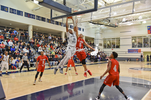 St. John's (DC) vs. Georgetown Prep (MD) boys basketball