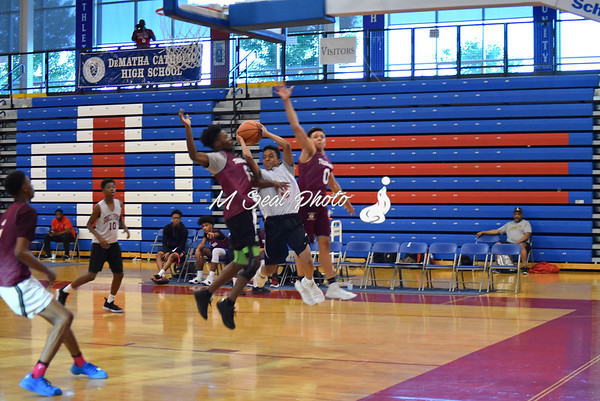 Sidwell v. McKinley Tech Capitol Hoops Summer League