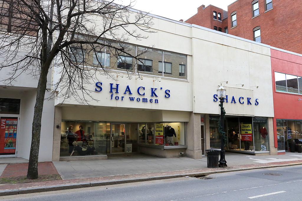 . 1951 Shack\'s opened it\'s doors on Main Street in Fitchburg. They will be closing their doors on January 19, 2019. SENTINEL & ENTERPRISE/JOHN LOVE