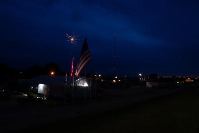 06-30-2018 American Legion Fireworks show