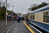 The RPSI Dublin team operated their first train of the 2018 season Easter Monday with a special from Dublin to Wicklow. Two local trips then operated from Wicklow, the first to Greystones and the second to Arklow. Here we see the RPSI set at Wicklow shortly after arrival. Mon 02.04.18
