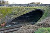 The unusual design of Maddam's Hill Bridge. Sun 04.02.18
