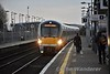 22033 arrives into Thurles with the 0740 Limerick - Heuston. Tues 06.02.18