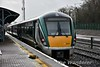 22041 stands at Mallow with the 1320 Mallow - Tralee. Tues 02.01.18