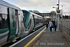 The 1530 Heuston - Limerick calls at Thurles with sets 22050 + 22029. Mon 12.03.18