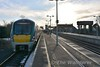 Between Portlaoise and Ballybrophy, just before the old Mountrath Station, 22024 + 22056 had an emergency brake application and came to a halt. After 20 minutes of fault finding the train proceeded to Ballybrophy Loop where it was terminated. Passengers await the arrival of the 1600 Heuston - Cork to carry them forward. Wed 07.08.17