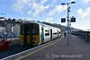 2607 + 2608 stands in Cork a few minutes after arriving with the 0845 from Midleton. Tues 13.03.18