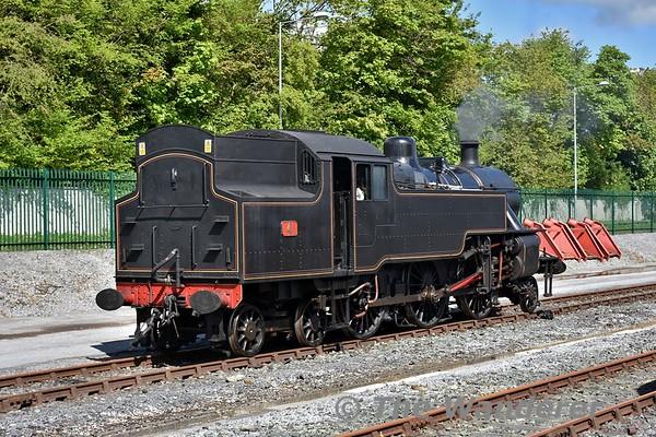 RPSI: Cork & Kerry Railtour
