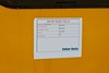 Balfour Beatty information plate on 722 including its EVN number of 99 60 9429 722 - 2. Mon 01.10.18