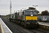 088 hauls failed 232 past Portlaoise with the 0930 Cork - Inchicore L.E. movement. Thurs 11.10.18