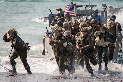 Official D-Day Photos by Category