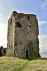 Beagh Castle in Co. Limerick on the shores of the Shannon Estuary. Sun 02.09.18