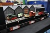 Sandown Valley Railway is an 7mm narrow guage layout presented by John Smith & Derek Kentish (East London MRG). Also on display is Taylor's Yard a 16mm narrow gauge remote controlled layout in boxfiles. Both layouts were made especially for the Wexford Exhibition! Sun 01.04.18