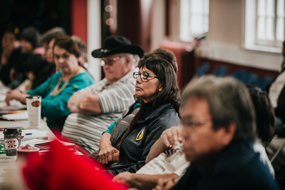 Secwepemc Winter gathering