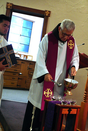 02-14-2018 Ash Wednesday services - early morning