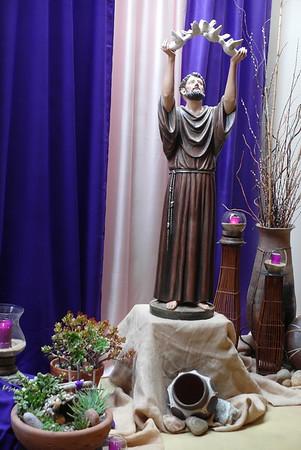 02-18-2018 Lenten Decorations