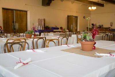 03-18-2018 New Parishioner Breakfast Spanish Tour