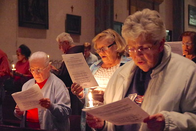 03-21-2018 Lenten Taize Prayer at Old Mission