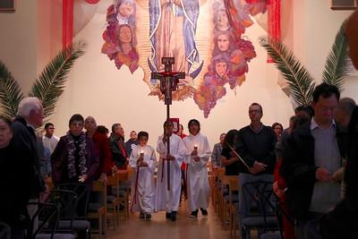 03-25-18 Palm Sunday 8 am mass